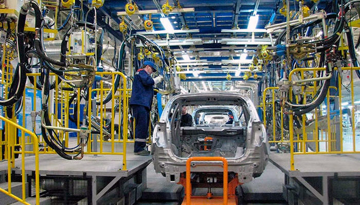 В России стартовала сборка Chevrolet Aveo