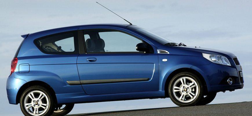 Chevrolet Aveo 3D: цены, комплектации, тест-драйвы, отзывы, форум, фото, видео — ДРАЙВ