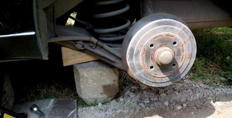Chevrolet Aveo | Проверка и регулировка углов установки передних колес | Шевроле Авео