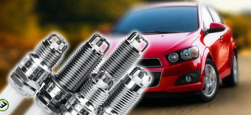 Какие свечи зажигания лучше для Chevrolet Aveo? Finwhale, NGK, Bosch