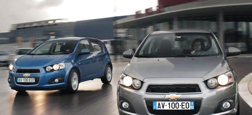 Более 70 000 Chevrolet Aveo отзывают в России - КОЛЕСА.ру – автомобильный журнал