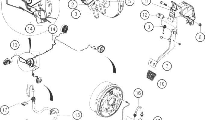 Особенности тормозной системы Авео Шевролет