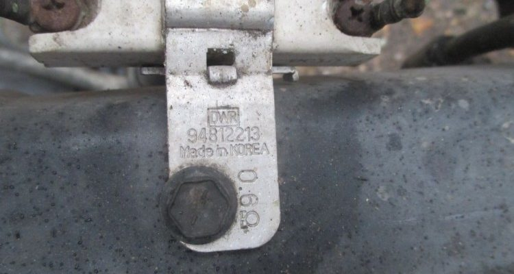 Замена резистора вентилятора авео т300