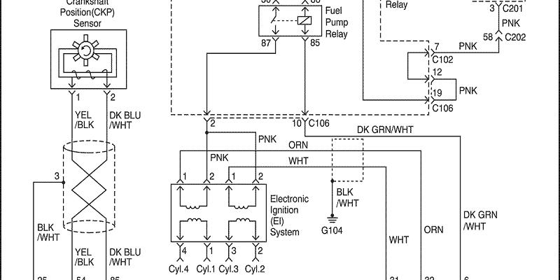 Chevrolet Р0351   Неисправность цепи 1 и 4 управления зажиганием - Компьютерная диагностика автомобиля своими руками