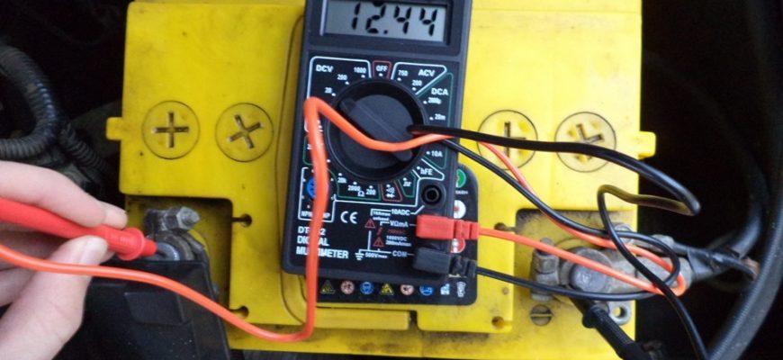 Что делать, если не горит лампа аккумулятора при включении зажигания