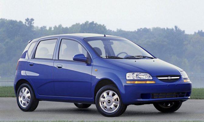 Chevrolet Aveo 2007 седан: характеристика, отзывы, тесты - Шевроле Aveo