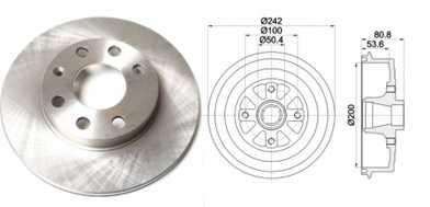 Тормозные диски на шевроле авео: выбор и замена - АвтоЭксперт