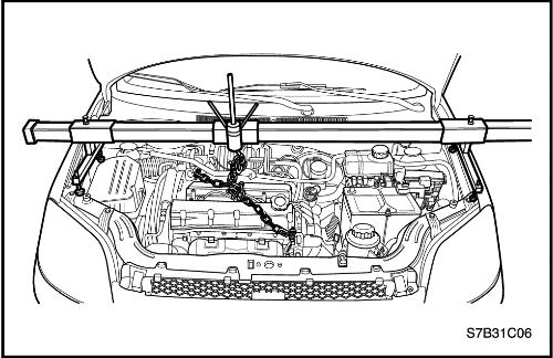 Как поменять сальники двигателя на авео