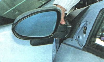 Боковые зеркала Chevrolet Aveo T250 - SKCHE020131