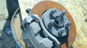 Замена передней ступицы на Chevrolet Aveo T300. Инструкция как заменить передней подшипник ступицы Авео Т300 new