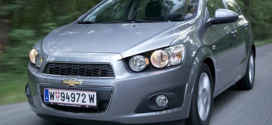 Тест-драйв Chevrolet Aveo: азартный компаньон - КОЛЕСА.ру – автомобильный журнал
