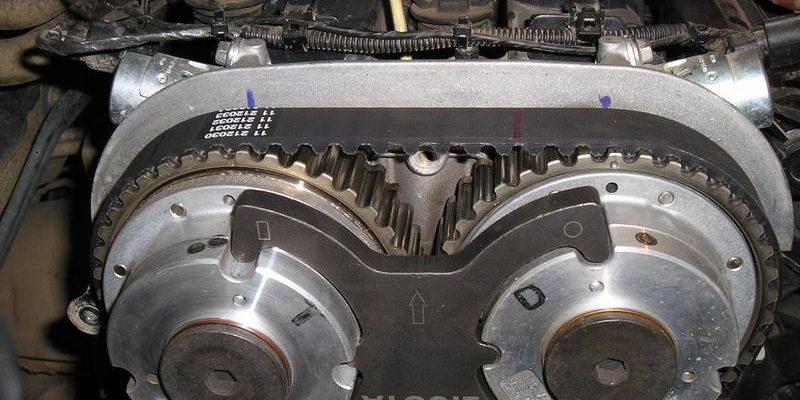 """Ошибка P0340 - Датчик """"A"""" положения распределительного вала, банк 1 - неисправность электрической цепи"""