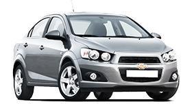 Chevrolet Aveo Hatchback 2018-2021 комплектации и цены официальных дилеров в Москве