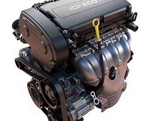 Chevrolet Aveo | Устройство двигателя | Шевроле Авео