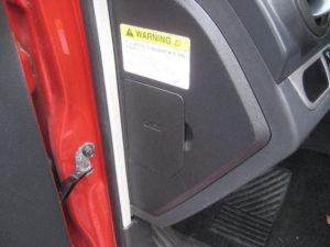 Блоки предохранителей Chevrolet Aveo