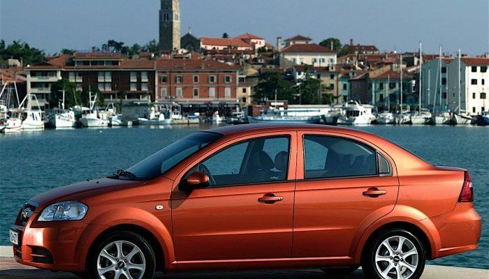 Chevrolet aveo: характеристики, комплектация, салон