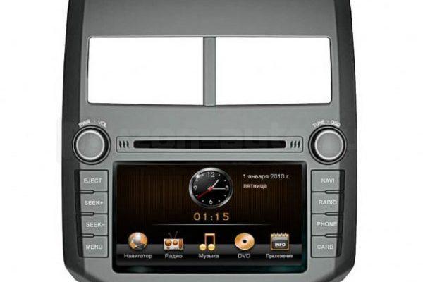 Штатная магнитола Chevrolet Aveo 2012  (Intro CHR-3117AV) купить в Москве по низкой цене в интернет-магазине Музон-Авто