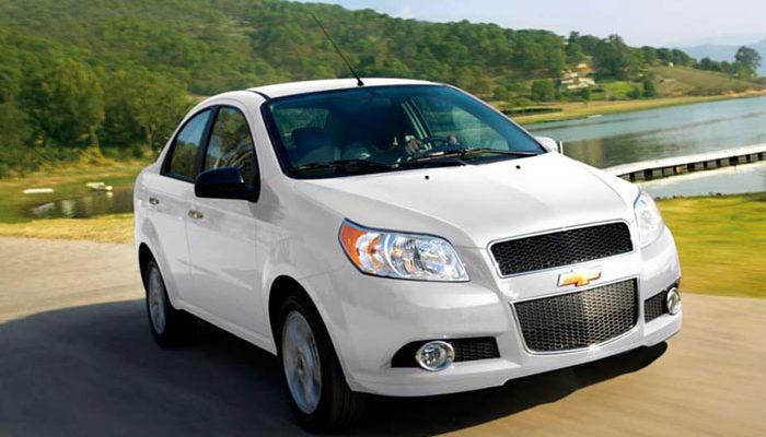 ЗАЗ будет выпускать Chevrolet Aveo под брендом Vida — Автокадабра