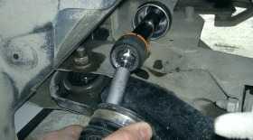 Замена рулевых тяг Chevrolet Aveo