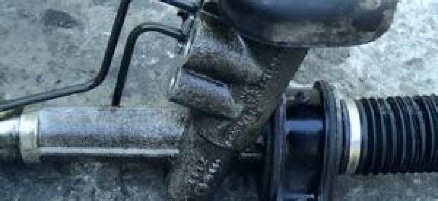 Ремонт рулевой рейки Шевроле Авео в сети надежных автосервисов