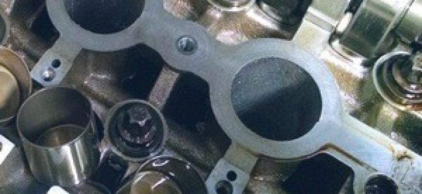 Регулировка зазоров клапанов и замена прокладки клапанной крышки на Chevrolet Aveo 1,2 л. В12S1