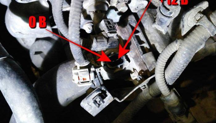 Шевроле авео горит чек двигателя как найти причину