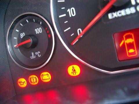 Чек (check) на приборной панели Chevrolet Aveo (Шевроле Авео): причины, методы устранения