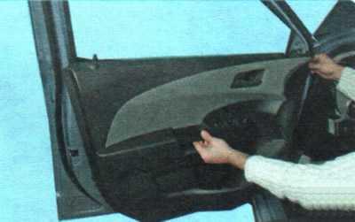 Снятие и установка динамиков | Электрооборудование | Руководство Chevrolet
