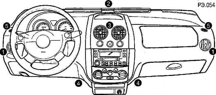 Chevrolet Aveo | Для чего нужна вентиляция топливного бака? | Шевроле Авео