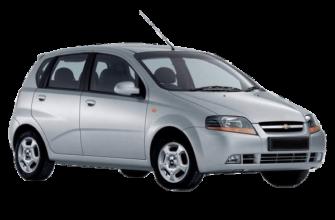 Chevrolet Aveo T300 [2011 .. 2015] - Размеры колеc и шин, PCD, вылет диска и другие спецификации - РазмерКолес.RU