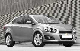 Chevrolet Aveo 2013 - Размеры колеc и шин, PCD, вылет диска и другие спецификации - РазмерКолес.RU