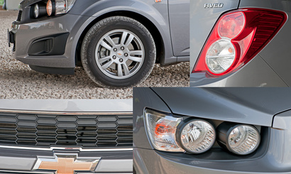 Chevrolet Aveo - обзор, цены, видео, технические характеристики Шевроле Авео