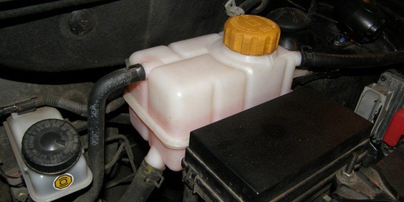 Как слить антифриз с блока двигателя шевроле авео