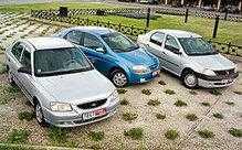 """Три выстрела в """"десятку"""" - Renault Logan, Chevrolet Aveo, Hyundai Accent, ВАЗ 2110 - Renaultstory - автомобили и дилеры Renault"""