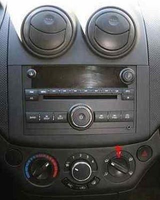 Снятие и установка панели приборов   Кузов   Руководство Chevrolet